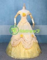 ディズニープリンセス 美女と野獣 ベル ハロウィン お姫様 コスプレ衣装 コスチューム
